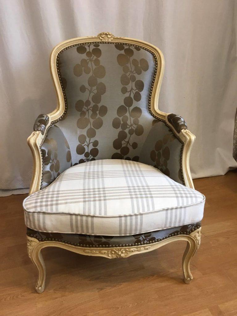 Bergère style Louis XV